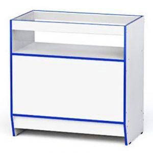 Торговый прилавок AMIRIS 90*50 Крышка стекло