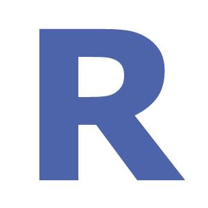 Буквы плоские