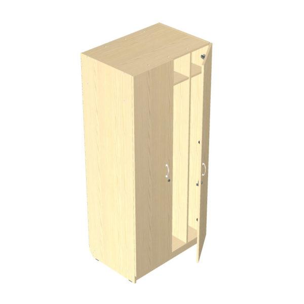 Шкаф гардеробный ДСП клен
