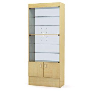 Витрина KIPARIS 70*40 С дверьми